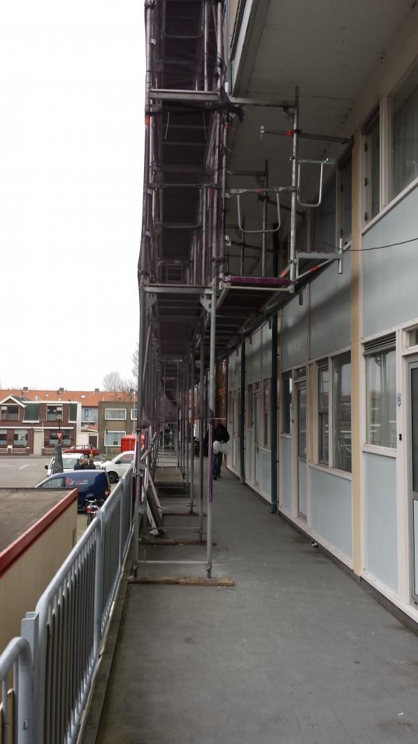 Zaandam, Van Houtenstraat