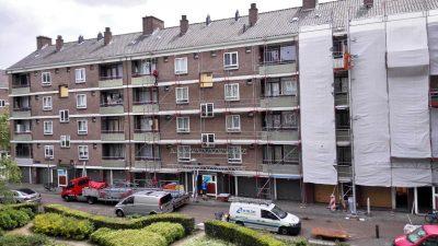 Amsterdam Karel Klinkenbergstraat blok 44