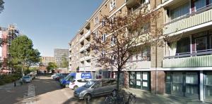 Amsterdam Karel Klinkenbergstraat Blok 46