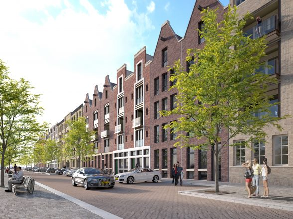 Amsterdam Houthavens Wiborg