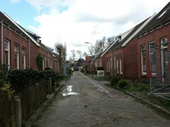 Grou Noorderdwarsstraat – 18 woningen