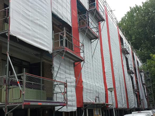 Amsterdam Karel Klinkenbergstraat Blok 43 – 24 appartementen