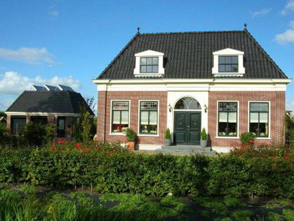 Oosterblokker, Nieuwbouw vrijstaande notariswoning