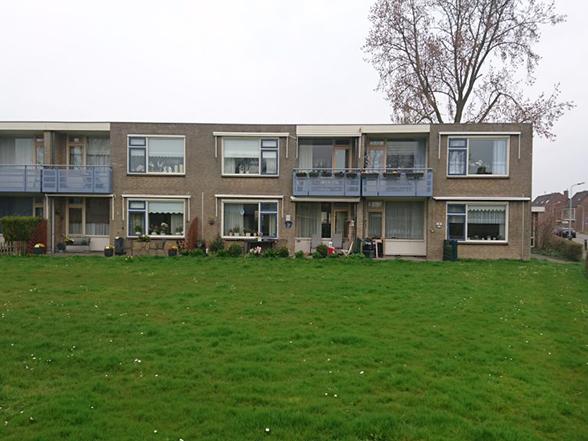 Enkhuizen – 64 Woningen groot onderhoud