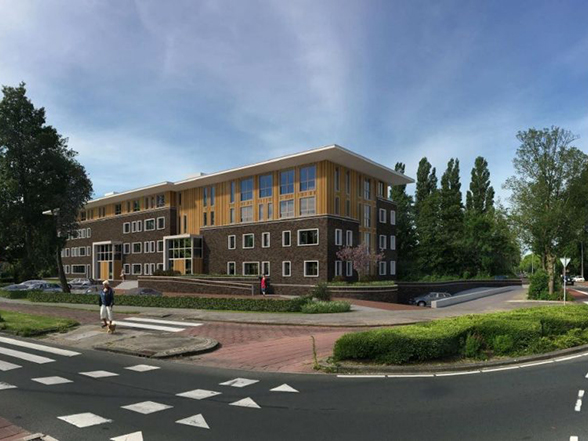 Heemskerk – Paviljoen van Heemskerk – 24 appartementen