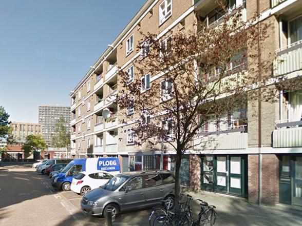 Amsterdam Karel Klinkenbergstraat Blok 46 – 48 appartementen