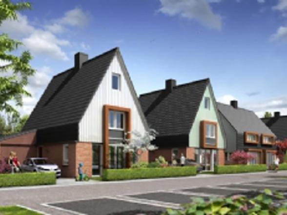 Bangert en Oosterpolder, 2e fase – 115 woningen