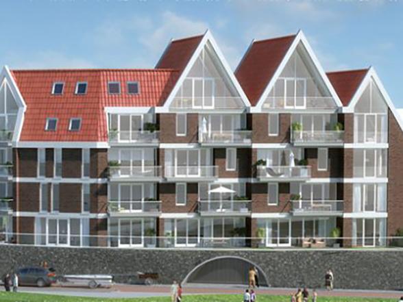 Lelystad De Cornelis – 22 appartementen
